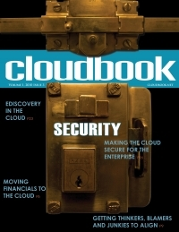 Cloudbook Magazine: Security cover image
