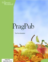 PragPub: Issue #15 cover image